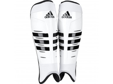 Adidas Hockey Shinguard White