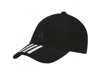 Adidas 3S Cap Black/white